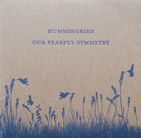 cover of Hummingbird ~ Our Fearful Symmetry