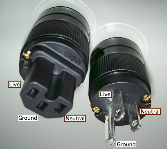 Power cable AU plugs - Power, Cables & Electronics - StereoNET