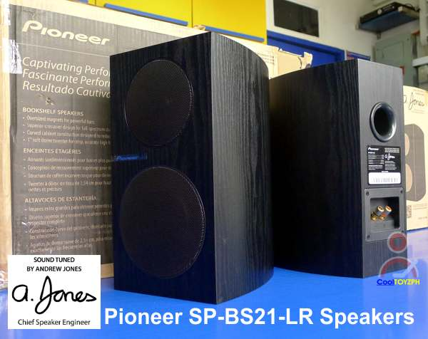 Im Tempted To Try A Pair Of Pioneer SP BS21 For Use As Nearfield Multimedia Monitors Mated With An Additional Subwoofer Bass Augmentation