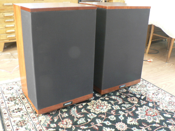 vintage bose 501 speakers. finally, after a few years, the bose 501 rebuild project is done. first, thanks for all recommendations. rebuilt and reinforced cabinets new vintage speakers