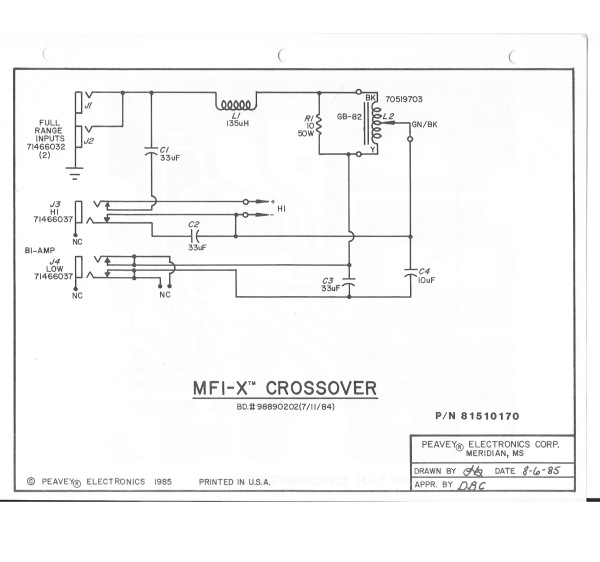 wiring diagrams of peavey amp speakers wiring get free