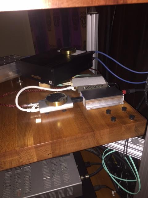 New F-1 U208 latest XMOS isolated USB to SPDIF IF