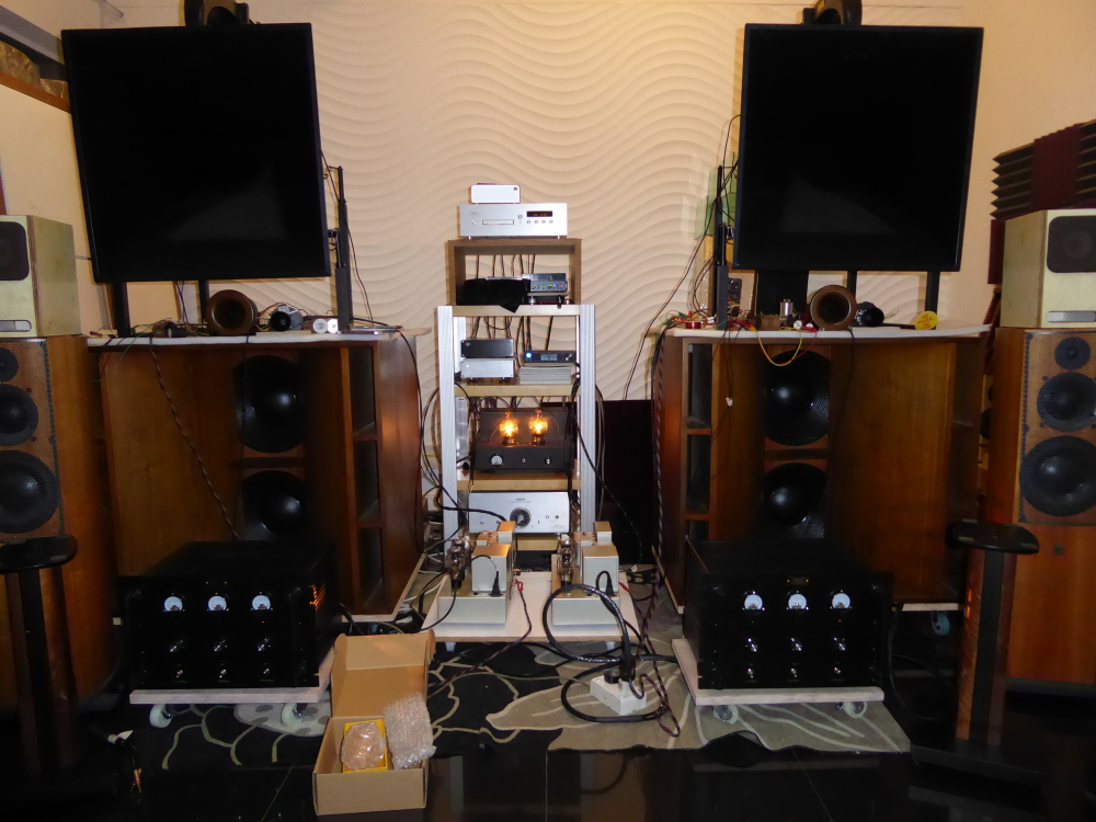 RE: Stereophile John A summation of LM loudspeaker